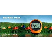 Outdoor mini GPS tracker SR304