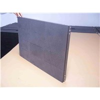 P6 Led display,display screen with thinner box