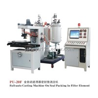 PU Casting Machine