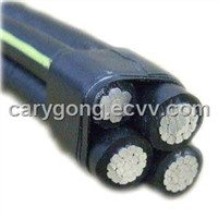 PVC Insulated Aerial Bundled Cable(ABC Cable)