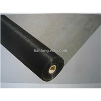 PVC coated insect window screen