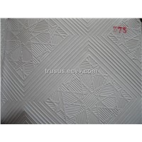PVC gypsum board ceiling