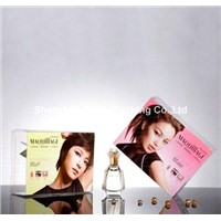 Plastic Folding Box for cosmetic