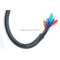 Polyester Expandable Braided Sleeving