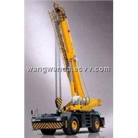 Rough Terrain Crane (QRY70)