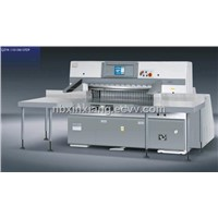 QZYK 115/130/137DF Program Control Paper Cutter