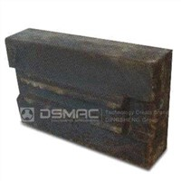 Quarrying Crusher Spare Parts Blow Bars
