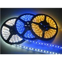 RGB Flexible LED Strip Light for car using