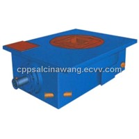 Rotary table for oil rigs