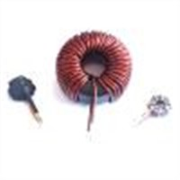 Round Type Inductors - Mn-Zn Ferrite Core Series Inductors