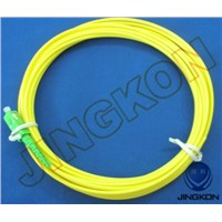 SC/APC Fiber Optic Pigtail (2.0mm, LSZH jacket)