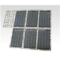 SD-CD38  Folding solar charger