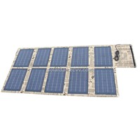 SD-CD51 Folding solar charger