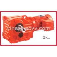 SEW K Series Equivalent Helical-Bevel geared motor