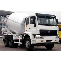 SINOTRUK GOLDEN PRINCE cenment mixer