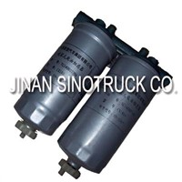 SINOTRUK HOWO PARTS:FUEL FILTER ASSEMBLY