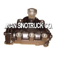 SINOTRUK STEERING GEAR