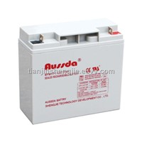 Sealed Rechargeable Battery(6FM17)