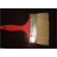 Sell paint brush, flat brush, bristle brush, rayon brush, paint brush set