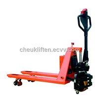 Semi-Electric Pallet Truck--SPT15