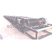 Series TD 75 belt conveyor