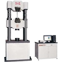 Servo-hydraulic Universal Testing Machine (HUT Series Type A)