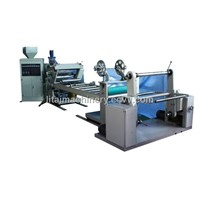 Single Layer Sheet Plastic Extruder (TJ-670)