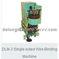 Single-side coil lacing machine  DLM-3