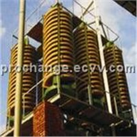 Henan Bochuang excellent quality DL2000 Spiral Chute