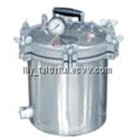Stainless Steel Vapour Pressure Sterilizer