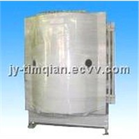 Stainless steel PVD vacuum metalizing machine