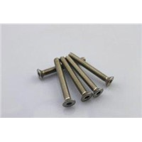 Stainless steel full thread screws