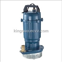Submersible Pump (Model: QDX3-28-0.75)