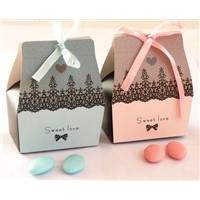 Sweet Love Wedding Favor Box