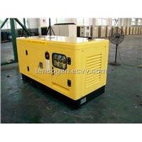TencoGen 10-50KW FUDON Water-Cooled Diesel Generator Set