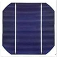 High Effciency 156 Mono-Crystallines Silicon Solar Cell