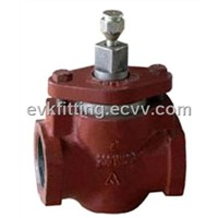 Thread End Plug Valve