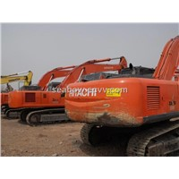 Used Hitachi Excavator (ZX330)