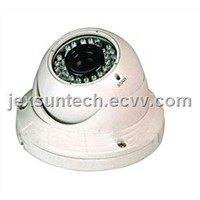 Megapixel IP CCTV Camera 1080P / 960P / 720P Metal Dome Network Surveillance Camera