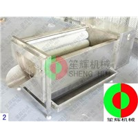 Vegetable washing machine (with brush roller)   QX-612