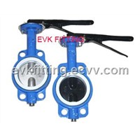 Wafer Type Butterfly Valve(Slim Disc)