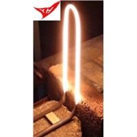 Widely MoSi2 heat element for industrial furnaces