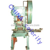Wire-moulding / punching Machine for 9''