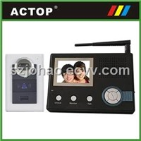 Wireless Digital Video Door Phones