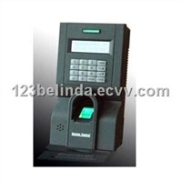 ZK Sensor LCD Biometric Access Control System with 80 Character and Figure Keypad