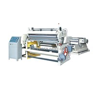 ZWQ Horizontal Type Rewinding & Slitting Machine