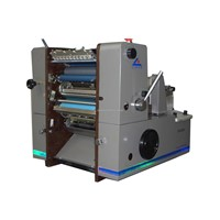 ZX-260A PVC card printing machine