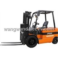 3.5 Tons Load Capacity Electric Forklift