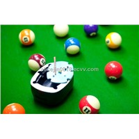 billiard ashtray, pool fashion christmas present ,billar accessories, pool fashion gift ashtray