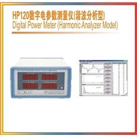 digital power meter (harmonic annalysis model )